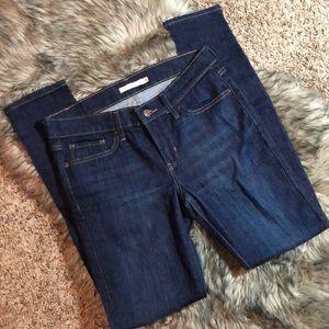 Levi's 711 Skinny Stretch Jeans Size 28